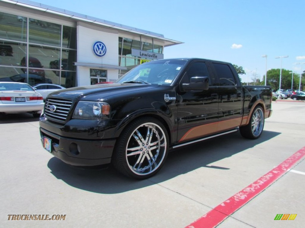 2008 Ford F-150 Harley-Davidson for Sale