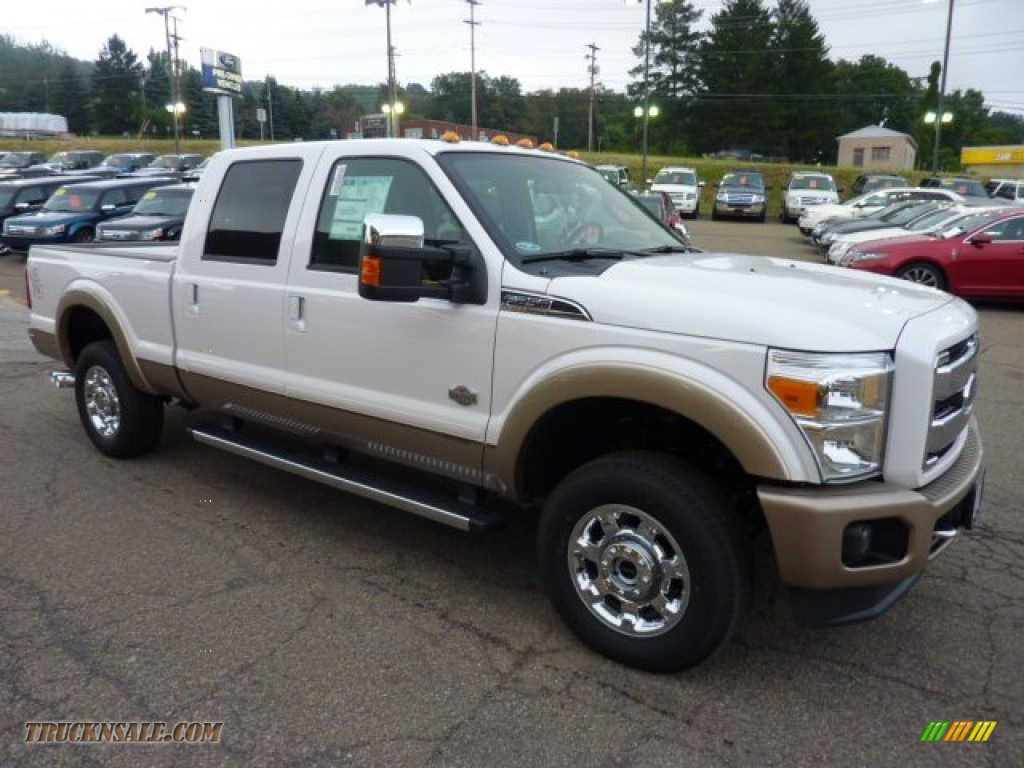 2012 F250 King Ranch