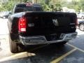 Dodge Ram 3500 HD Laramie Longhorn Crew Cab 4x4 Dually Black photo #4