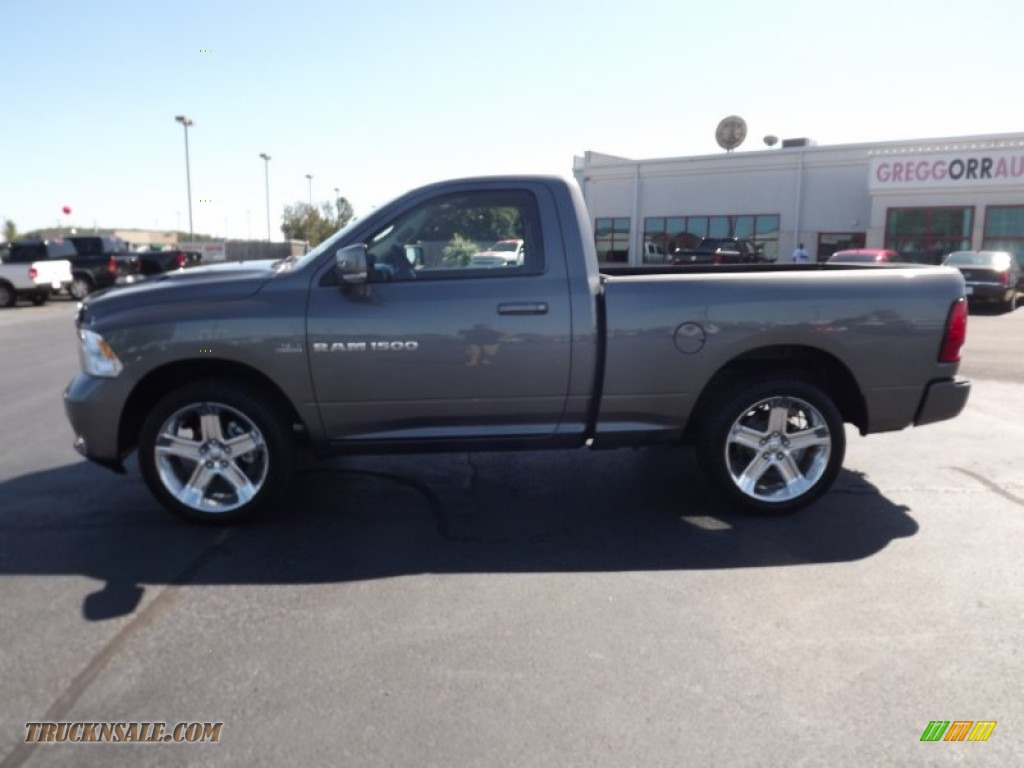 2011 dodge ram 1500 sport r t regular cab in mineral gray for Steve white motors inc