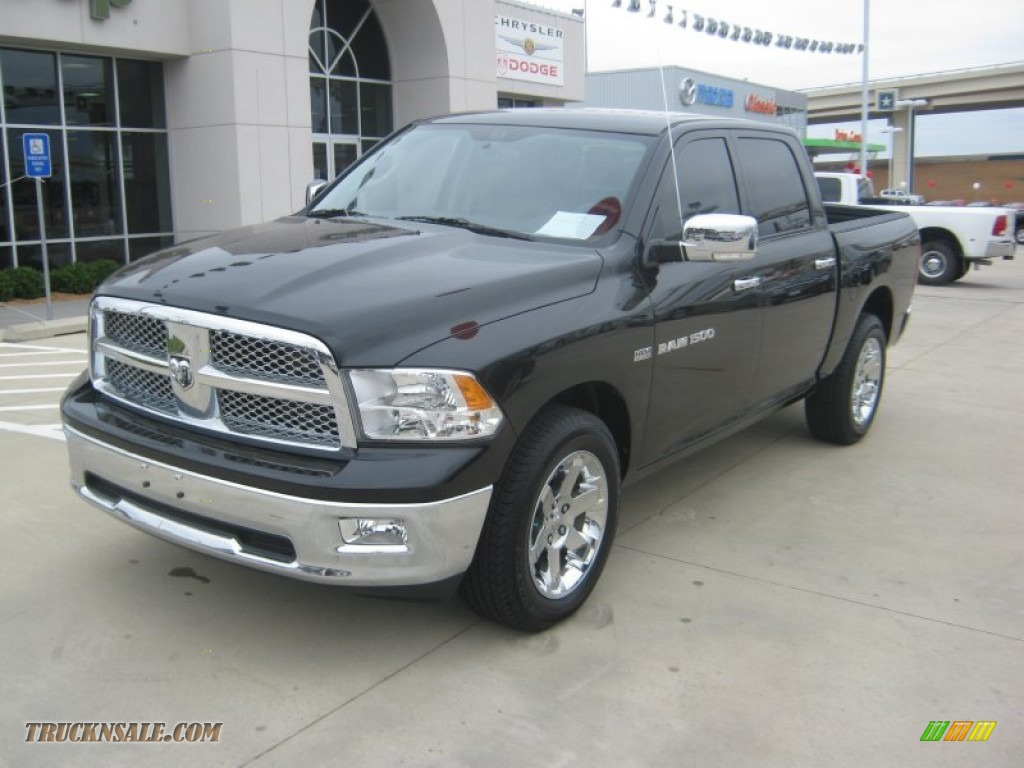 2011 dodge ram 1500 crew cab 4x4 laramie longhorn edition autos weblog. Black Bedroom Furniture Sets. Home Design Ideas