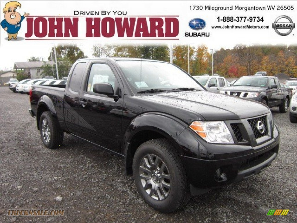 Howard Buick Gmc >> 2012 Nissan Frontier SV Sport Appearance King Cab 4x4 in Super Black photo #4 - 400774 | Truck N ...