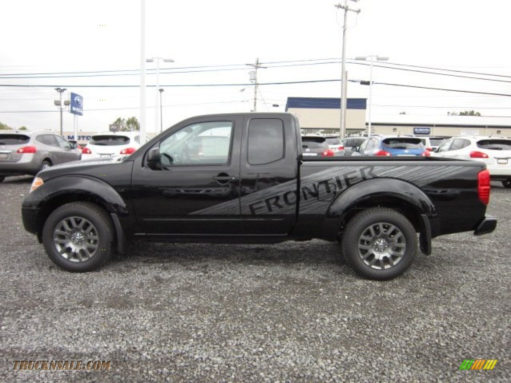 2012 Nissan Frontier Sv Sport Appearance King Cab 4x4 In