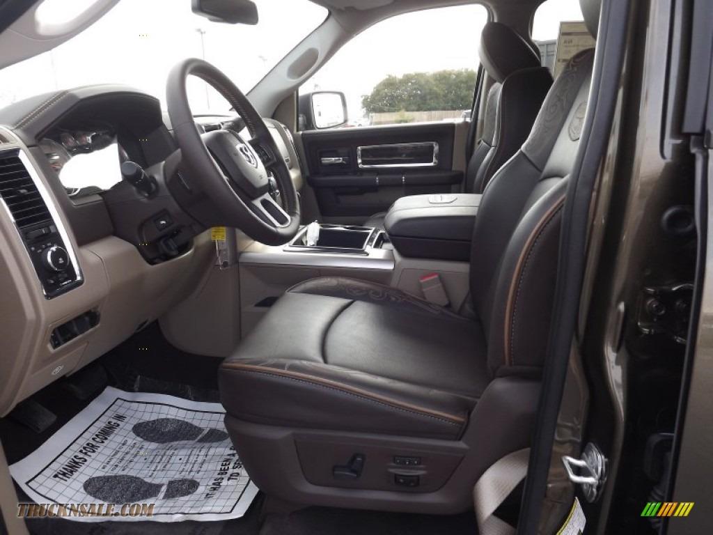 2012 Dodge Ram 2500 Hd Laramie Longhorn Mega Cab 4x4 In Sagebrush Pearl Photo 11 130286