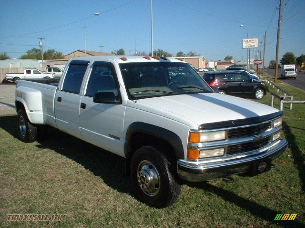 1997 chevy silverado 3500 crew cab dually