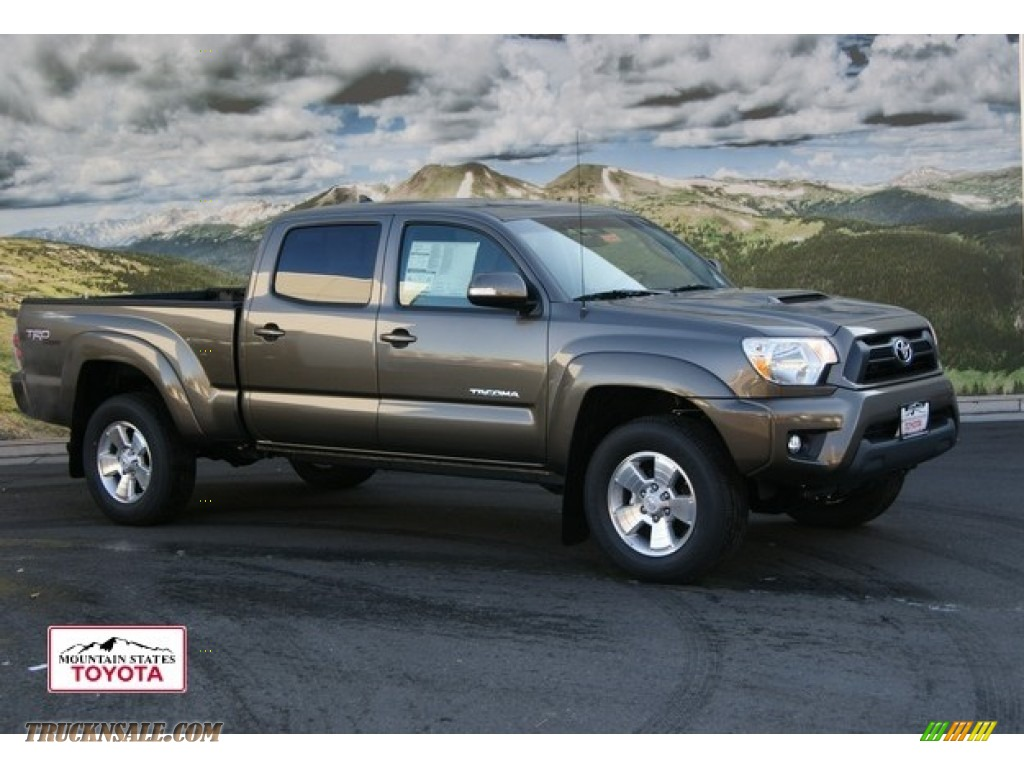 2012 toyota tacoma v6 trd sport double cab 4x4 in pyrite mica 040583 truck n 39 sale. Black Bedroom Furniture Sets. Home Design Ideas