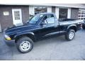 Dodge Dakota SXT Regular Cab 4x4 Black photo #1