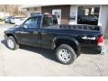 Dodge Dakota SXT Regular Cab 4x4 Black photo #6