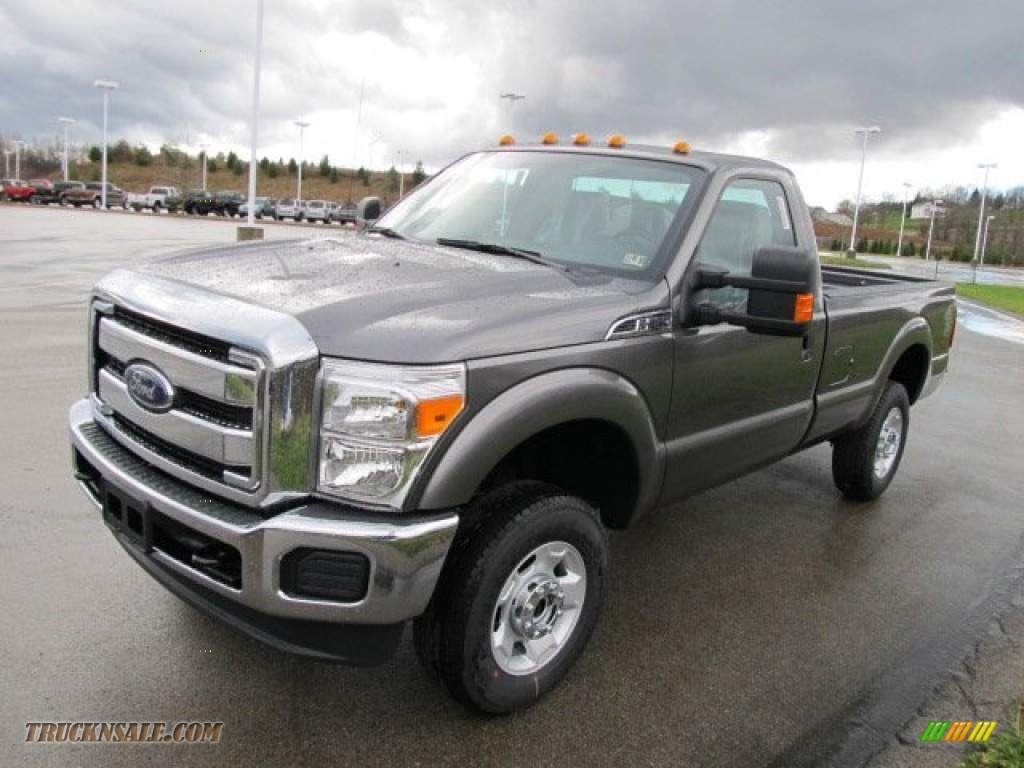 2012 ford f250 super duty xlt regular cab 4x4 in sterling grey metallic photo 8 a91427. Black Bedroom Furniture Sets. Home Design Ideas