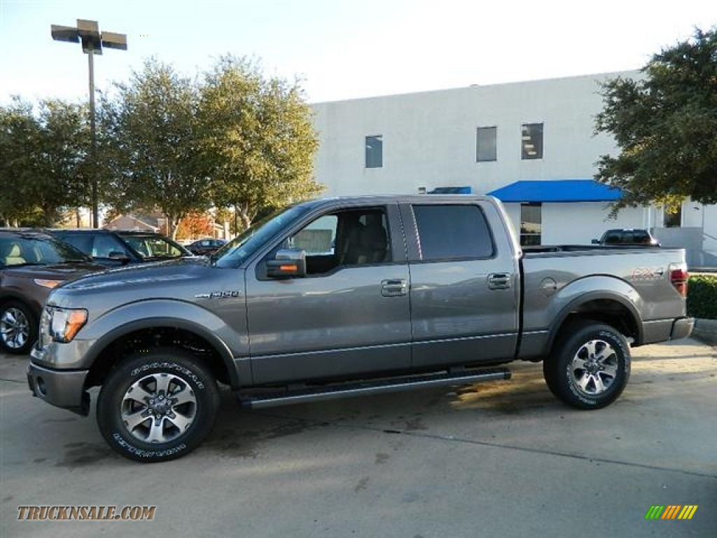 2012 ford f150 fx4 supercrew 4x4 in sterling gray metallic photo 7 d16005 truck n 39 sale. Black Bedroom Furniture Sets. Home Design Ideas