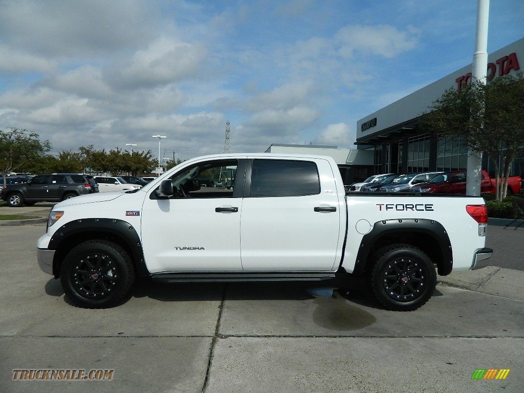 2012 toyota tundra t force 2 0 limited edition crewmax 4x4 in super white photo 8 216155. Black Bedroom Furniture Sets. Home Design Ideas