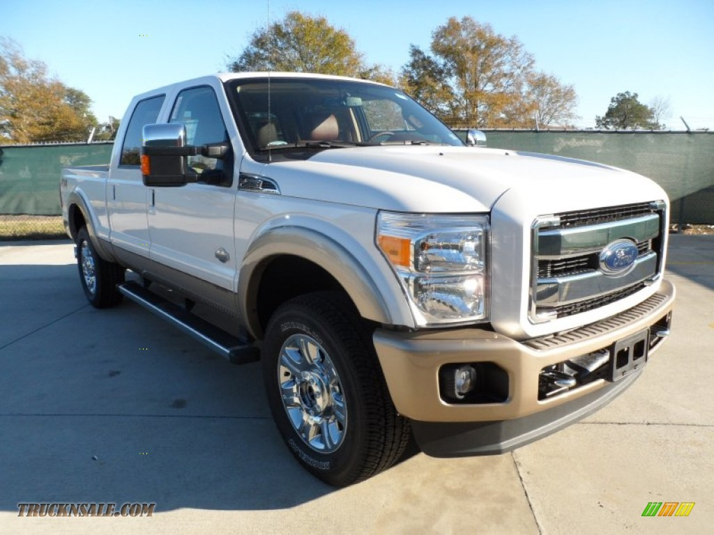 2012 f250 diesel white platinum tri coat for sale autos post. Black Bedroom Furniture Sets. Home Design Ideas