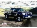 Toyota Tacoma V6 TRD Sport Access Cab 4x4 Nautical Blue Metallic photo #1