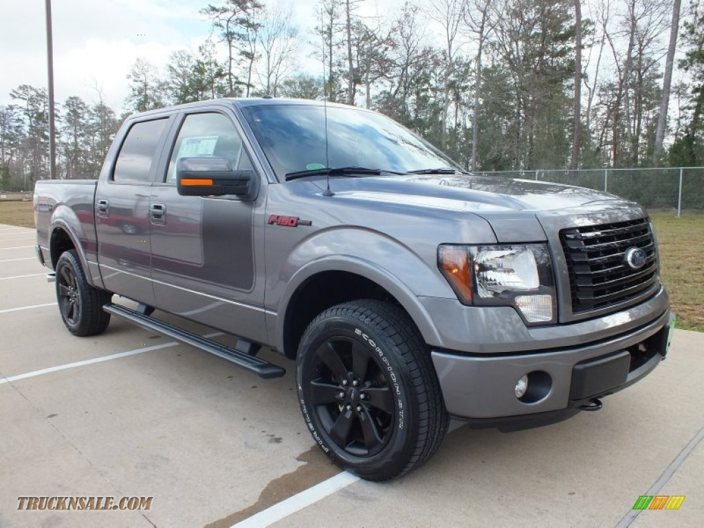 2012 ford f150 fx4 supercrew 4x4 in sterling gray metallic a56691 truck n. Cars Review. Best American Auto & Cars Review