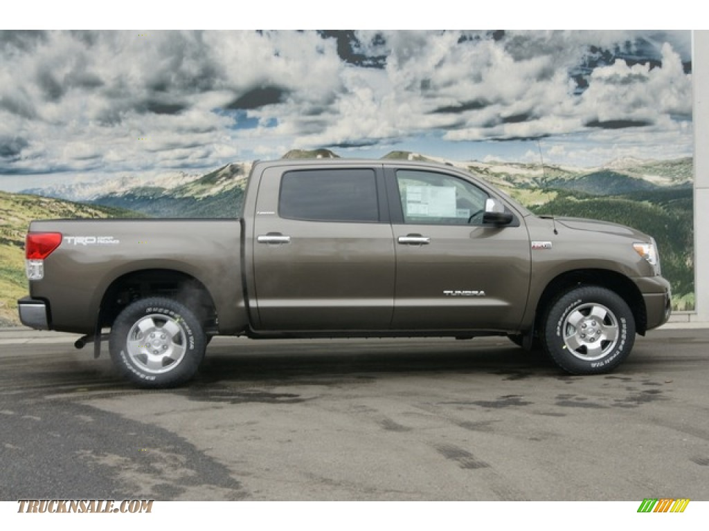 2012 toyota tundra limited crewmax 4x4 in pyrite mica 236851 truck n 39 sale. Black Bedroom Furniture Sets. Home Design Ideas