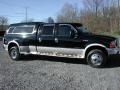 Ford F350 Super Duty XLT Crew Cab 4x4 Dually Black photo #14