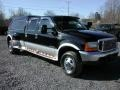 Ford F350 Super Duty XLT Crew Cab 4x4 Dually Black photo #15