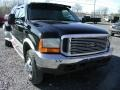 Ford F350 Super Duty XLT Crew Cab 4x4 Dually Black photo #16