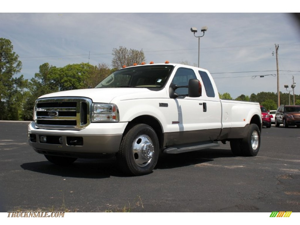 2006 Ford F350 Super Duty Xlt Supercab Dually In Oxford