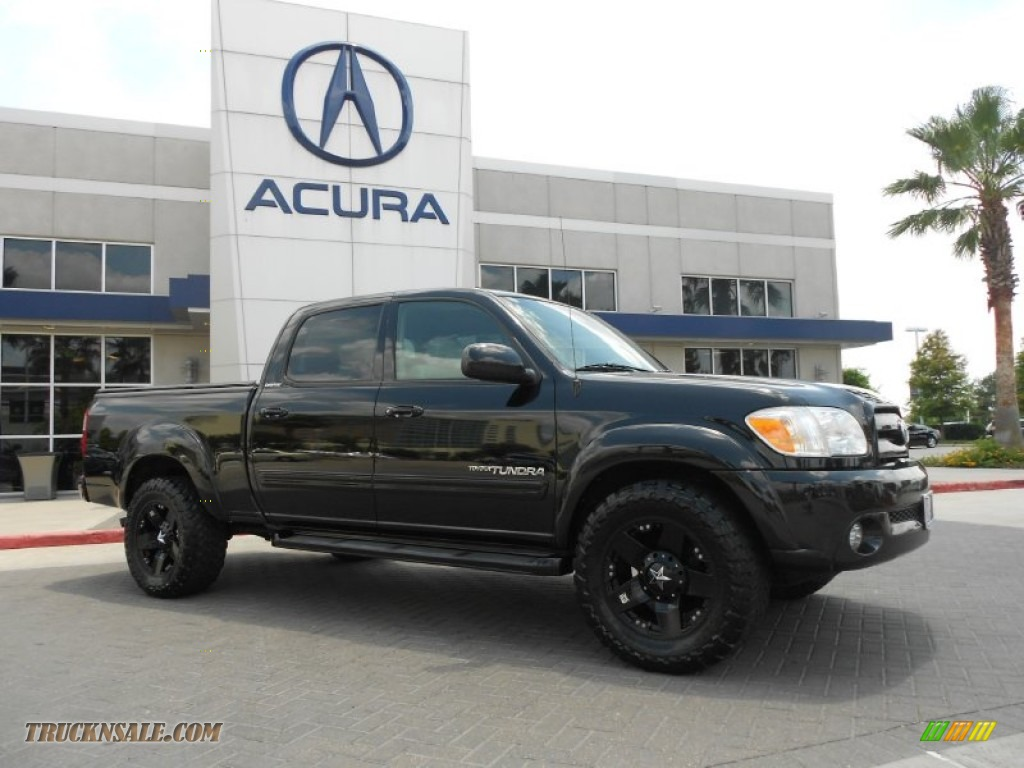 2006 Toyota Tundra Double Cab Ltd 4x4 Truck Pictures