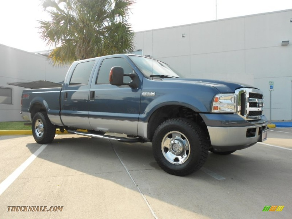 2006 ford f250 super duty fx4 crew cab 4x4 in medium. Black Bedroom Furniture Sets. Home Design Ideas