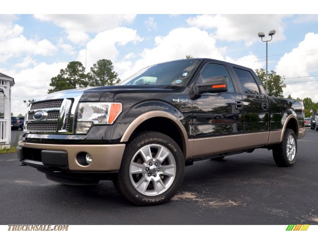 2012 ford f150 lariat supercrew 4x4 in tuxedo black metallic d06825 truck n 39 sale. Black Bedroom Furniture Sets. Home Design Ideas