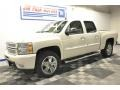 Chevrolet Silverado 1500 LTZ Crew Cab 4x4 White Diamond Tricoat photo #1