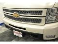 Chevrolet Silverado 1500 LTZ Crew Cab 4x4 White Diamond Tricoat photo #7