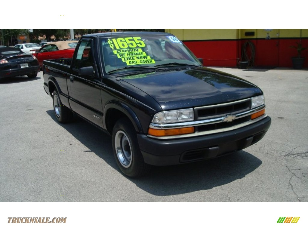 1998 chevrolet s-10 regular cab