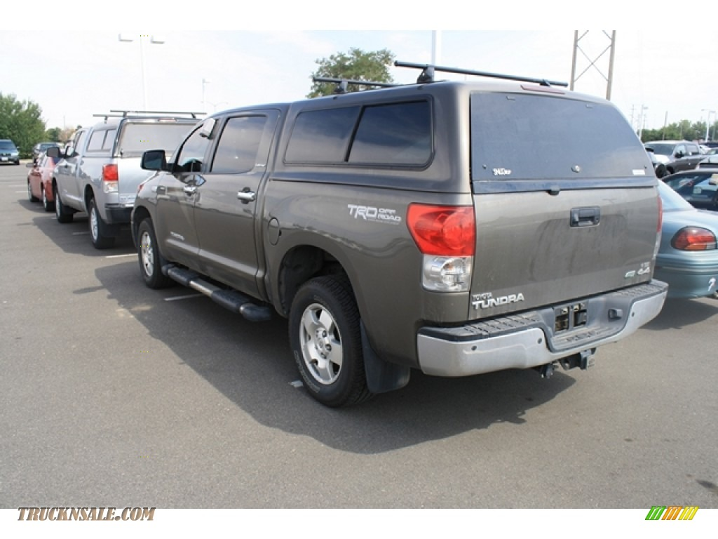 2009 toyota tundra limited crewmax 4x4 in pyrite tan mica photo 3 085319 truck n 39 sale. Black Bedroom Furniture Sets. Home Design Ideas