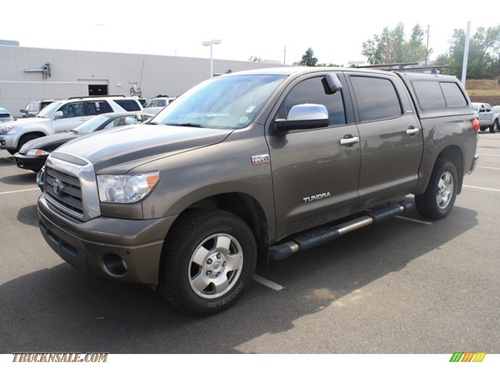 2009 toyota tundra limited crewmax 4x4 in pyrite tan mica photo 4 085319 truck n 39 sale. Black Bedroom Furniture Sets. Home Design Ideas