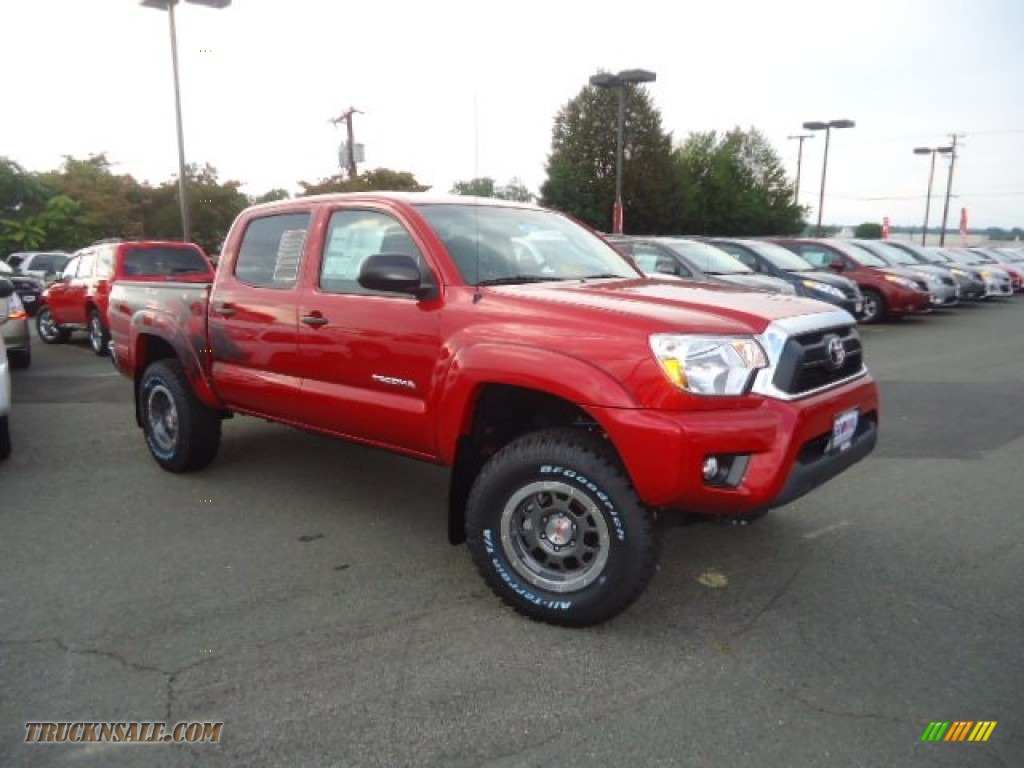 2012 toyota tacoma tx pro double cab 4x4 in barcelona red metallic photo 8 046595 truck n 39 sale. Black Bedroom Furniture Sets. Home Design Ideas