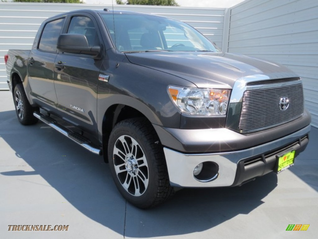 2012 toyota tundra tss crewmax in magnetic gray metallic 132288 truck n 39 sale