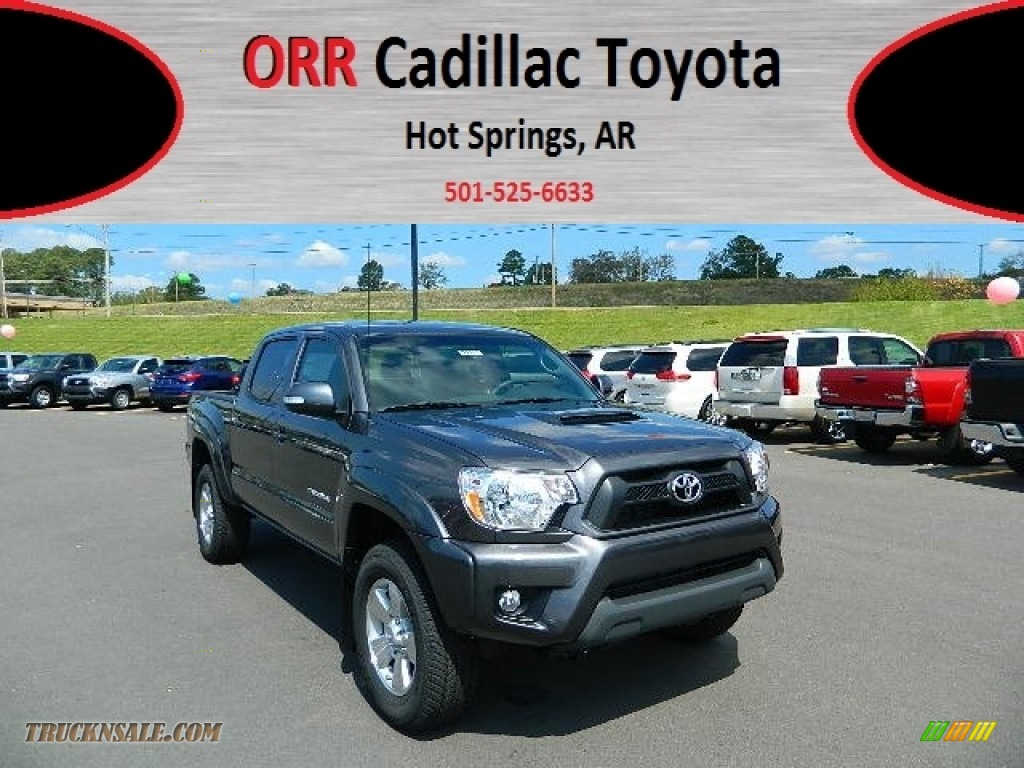 2013 toyota tacoma v6 trd sport double cab 4x4 in magnetic gray metallic photo 11 049001. Black Bedroom Furniture Sets. Home Design Ideas