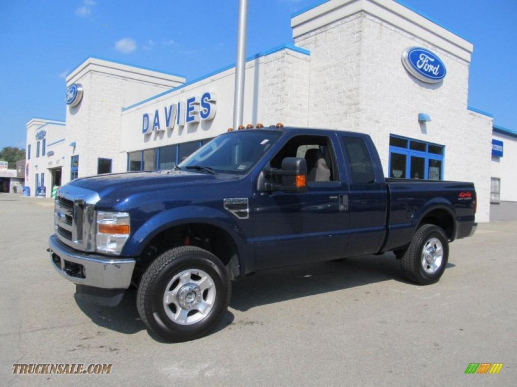 Used 2008 ford f250 super duty xlt crew cab 4x4 for sale stock apps directories
