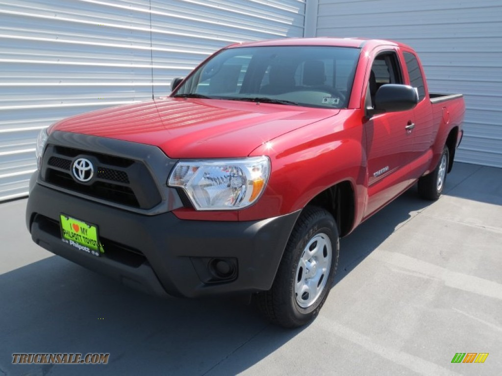 2013 toyota tacoma access cab in barcelona red metallic photo 6 023469 truck n 39 sale - Cab in barcelona ...