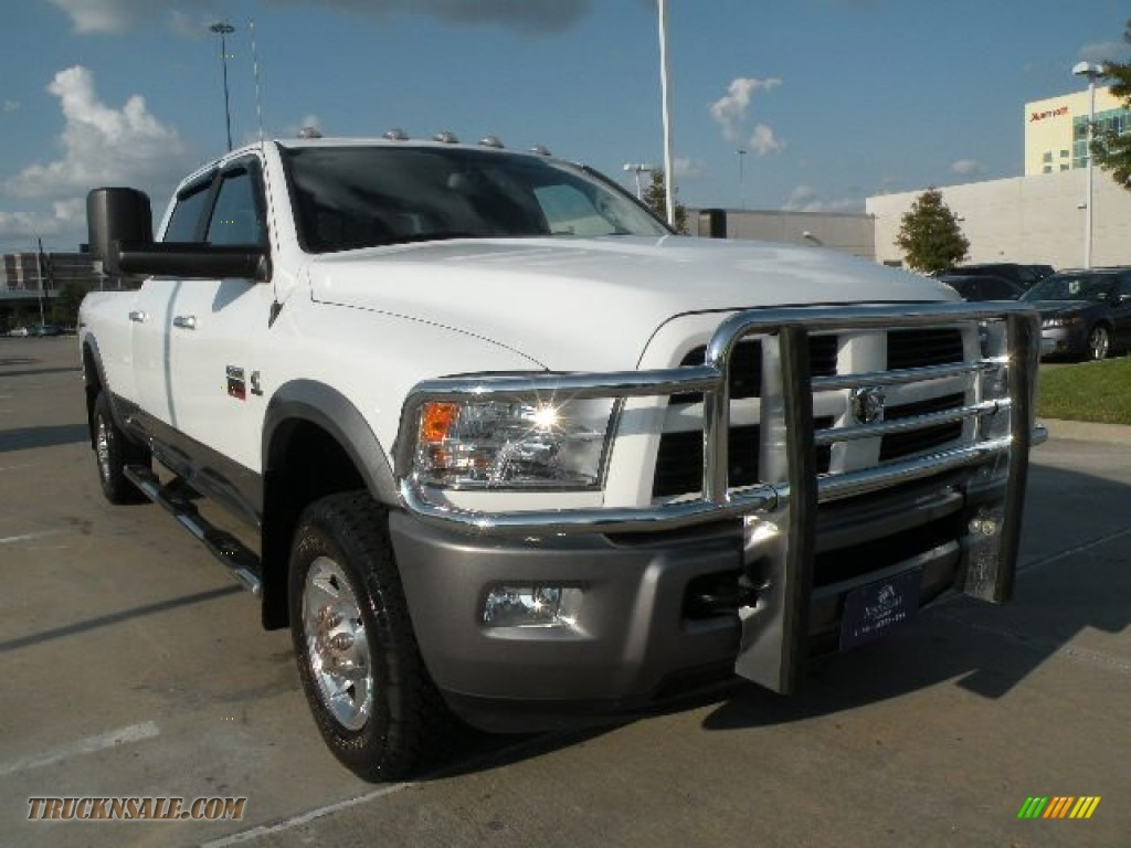 2011 dodge ram 3500 hd slt crew cab 4x4 in bright white 544301 truck n 39 sale. Black Bedroom Furniture Sets. Home Design Ideas