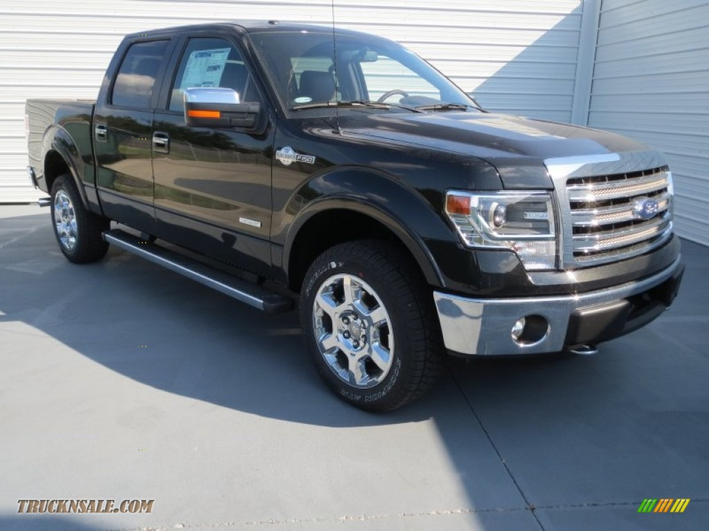 2013 ford f150 king ranch supercrew 4x4 in tuxedo black metallic d15842 truck n 39 sale. Black Bedroom Furniture Sets. Home Design Ideas