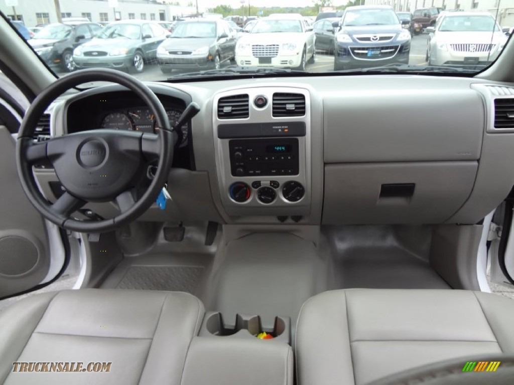 2008 Isuzu I Series Truck I 290 S Extended Cab In Arctic
