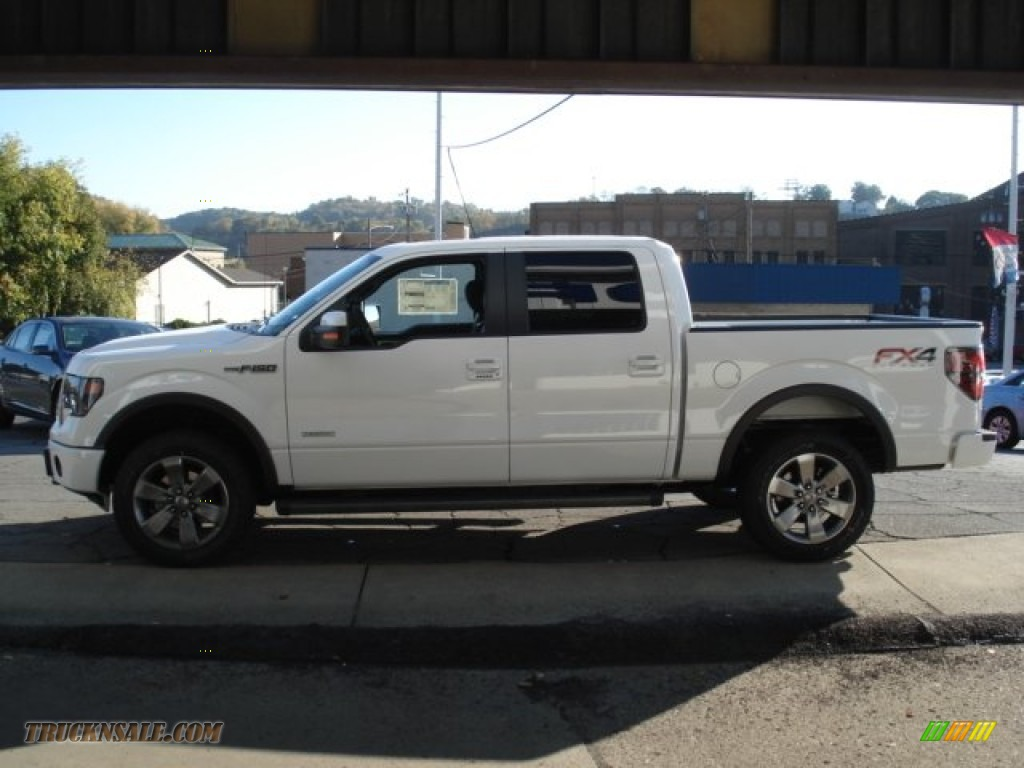 2013 ford f150 fx4 supercrew 4x4 in oxford white photo 5 a28209 truck n 39 sale. Black Bedroom Furniture Sets. Home Design Ideas