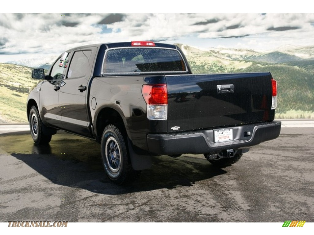 2013 toyota tundra trd rock warrior crewmax 4x4 in black photo 3 272726 truck n 39 sale. Black Bedroom Furniture Sets. Home Design Ideas