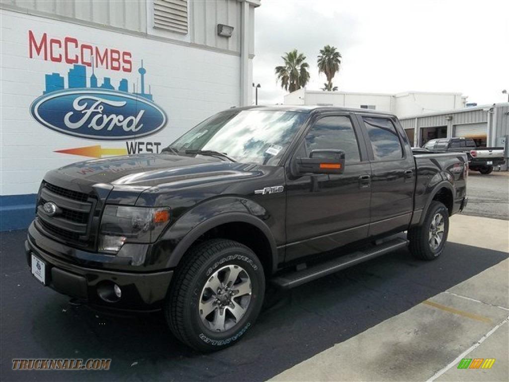 2013 ford f150 fx4 supercrew 4x4 in tuxedo black metallic a15833 truck n 39 sale. Black Bedroom Furniture Sets. Home Design Ideas
