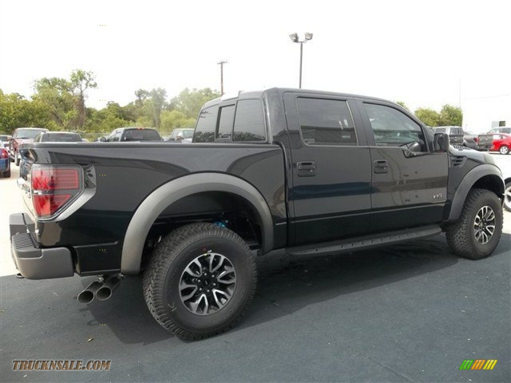 2013 ford f150 svt raptor supercrew 4x4 in tuxedo black metallic photo 14 a15836 truck n 39 sale. Black Bedroom Furniture Sets. Home Design Ideas