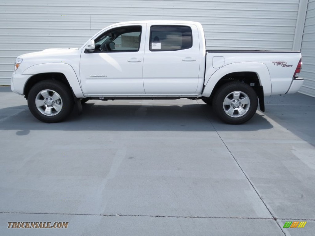 2013 Toyota Tacoma V6 Trd Sport Prerunner Double Cab In