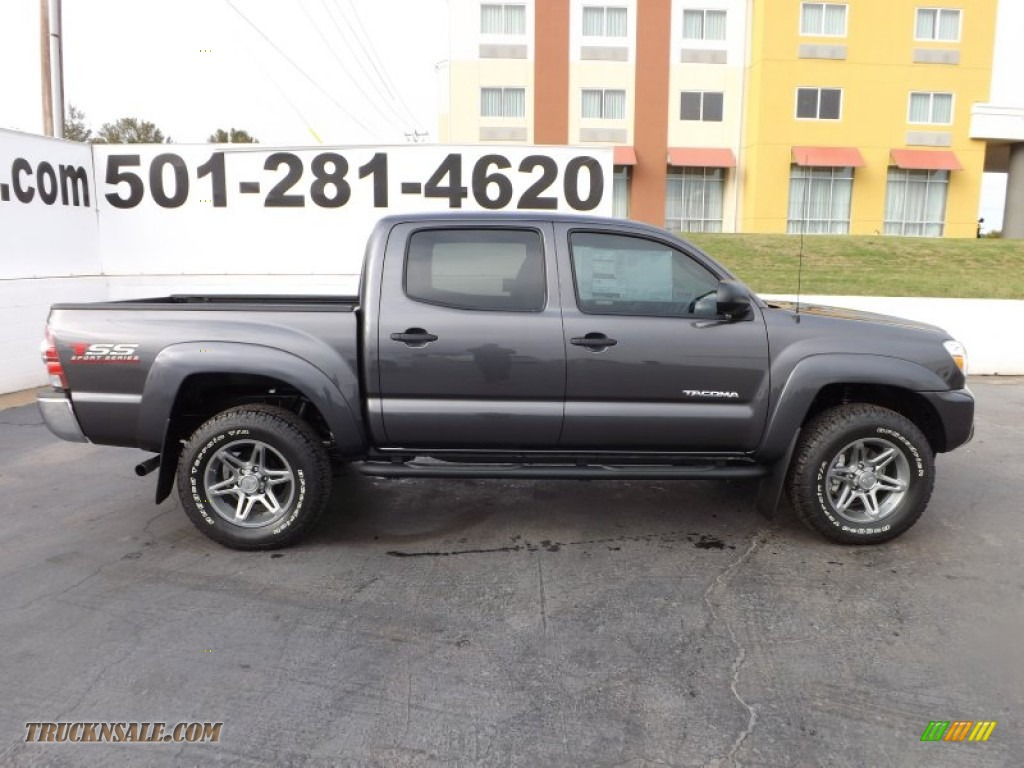 Orr Toyota Searcy >> 2013 Toyota Tacoma V6 TSS Prerunner Double Cab in Magnetic Gray Metallic photo #8 - 033733 ...