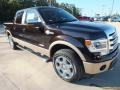 Ford F150 King Ranch SuperCrew 4x4 Kodiak Brown Metallic photo #1