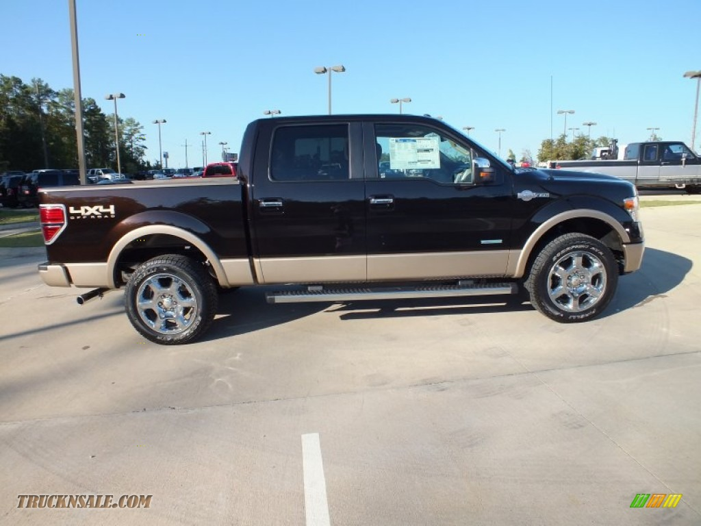 2013 ford f150 king ranch supercrew 4x4 in kodiak brown metallic photo 2 d36170 truck n 39 sale. Black Bedroom Furniture Sets. Home Design Ideas