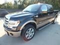 Ford F150 King Ranch SuperCrew 4x4 Kodiak Brown Metallic photo #9
