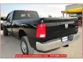 Dodge Ram 2500 HD ST Crew Cab 4x4 Black photo #4