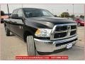 Dodge Ram 2500 HD ST Crew Cab 4x4 Black photo #10